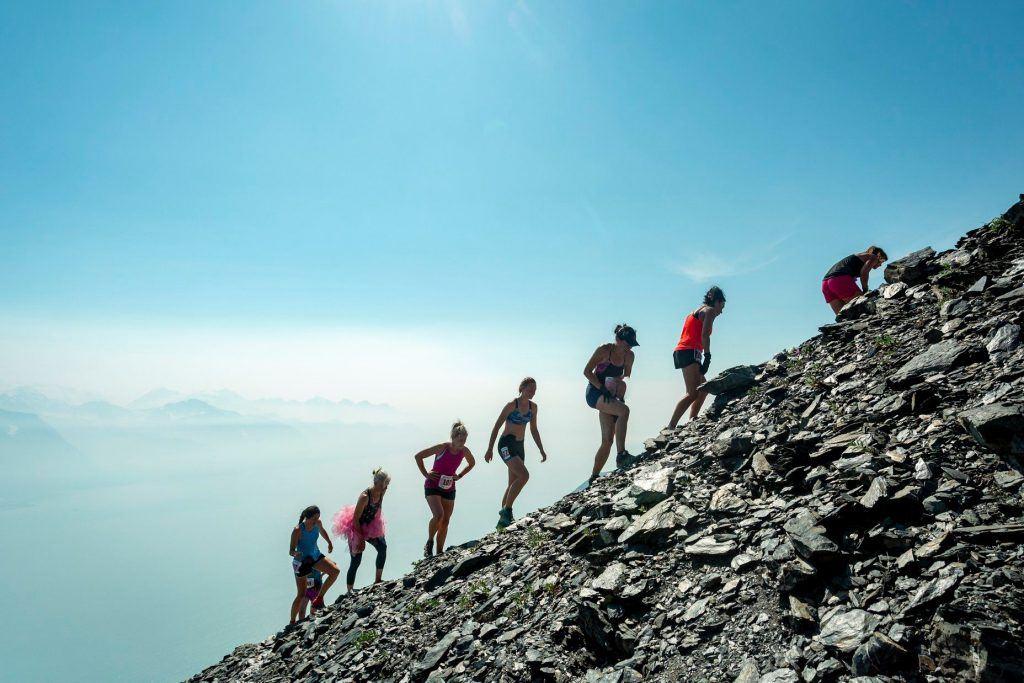 Make memories at Mount Marathon in Seward's Mount Marathon Race