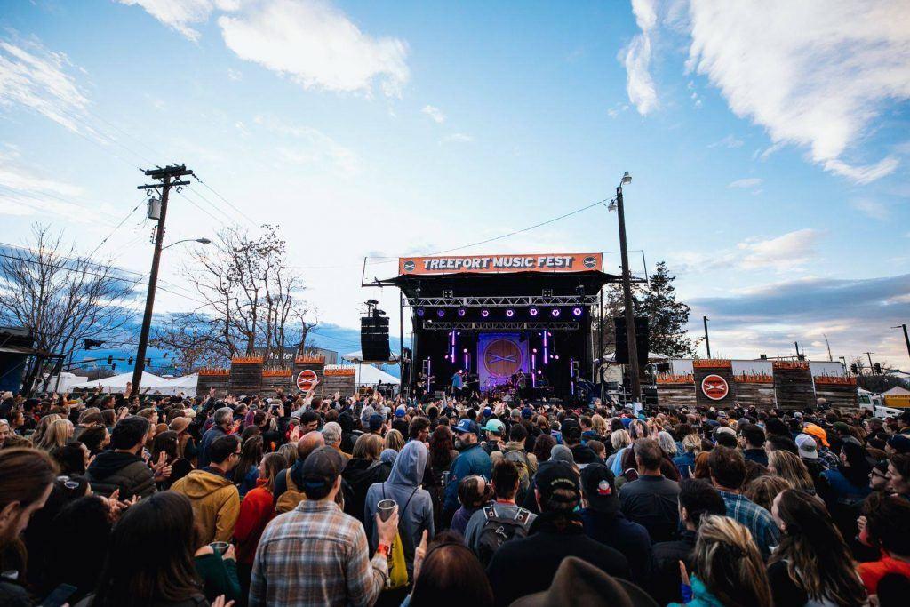 Treefort Music Fest in Idaho