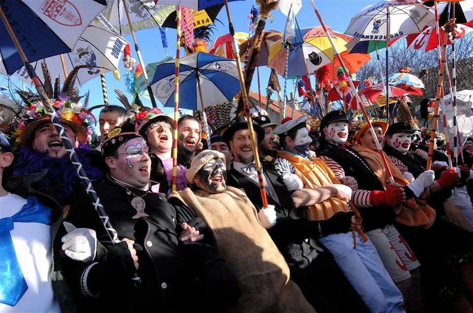 Dunkirk Carnival Gala Reception