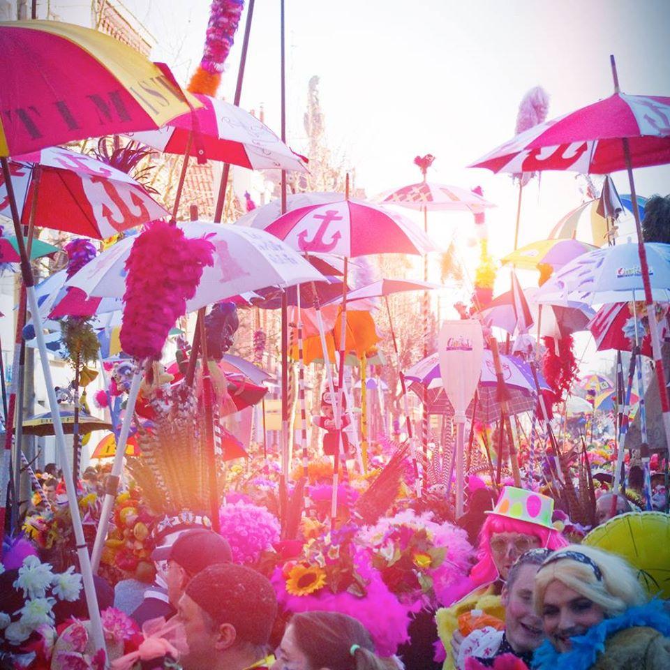 Dunkirk Carnival street parade