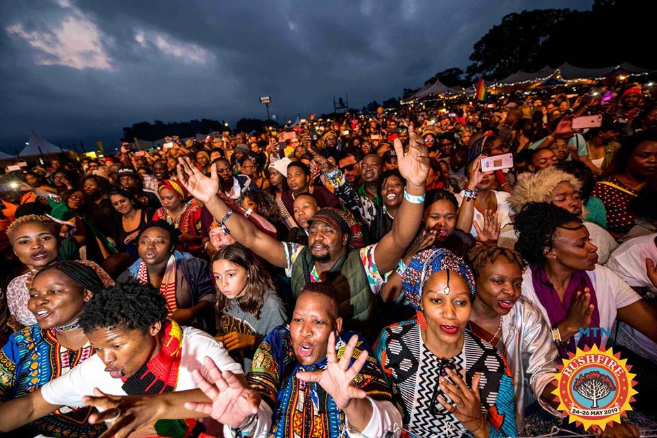 MTN Bushfire Festival 2019