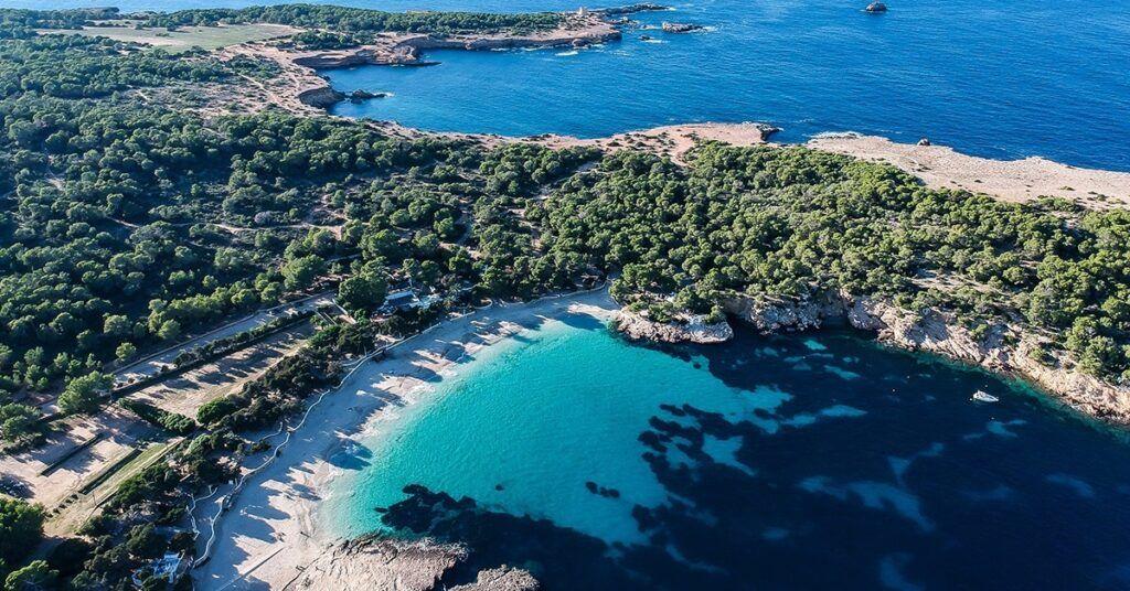 Mallorca bays and beaches, Spain