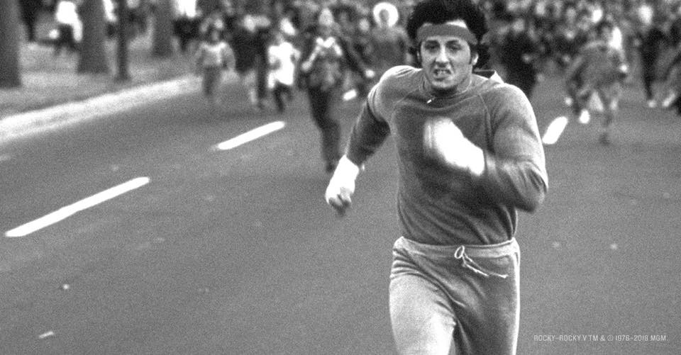 The original Rocky Run