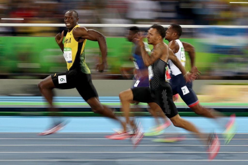Usain Bolt in 2016