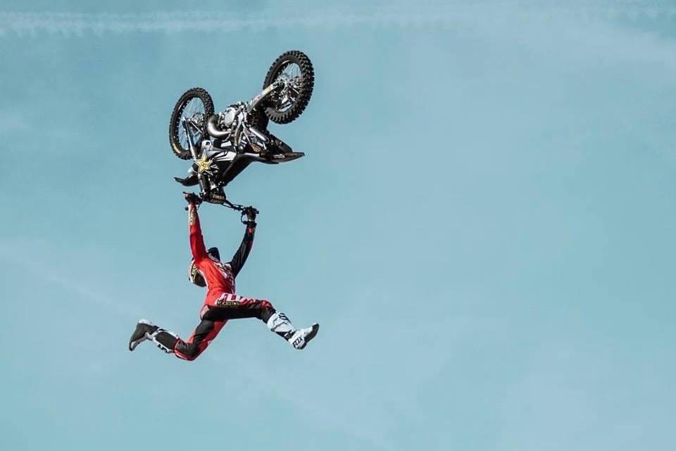 X Games Sydney Moto X