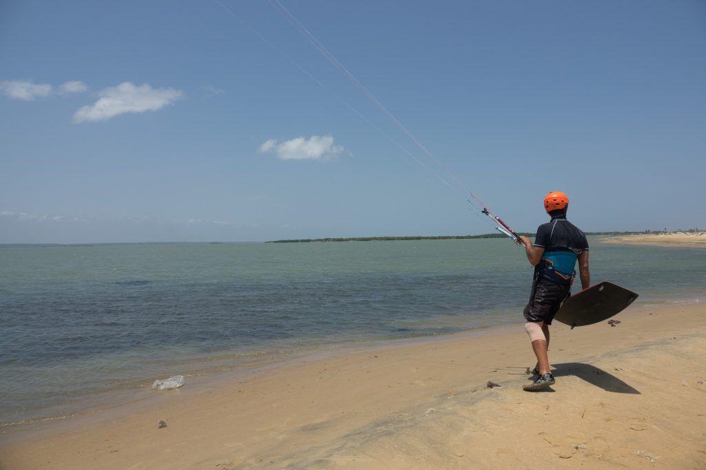 kitesurf Sri Lanka Dream Spot