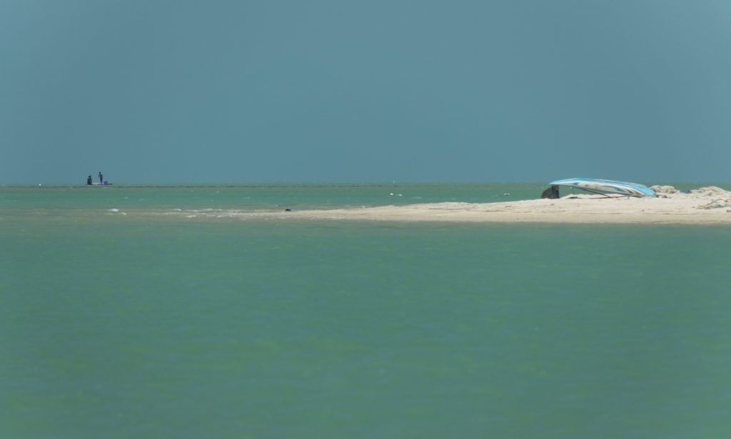 kitesurf Sri Lanka at Mannar
