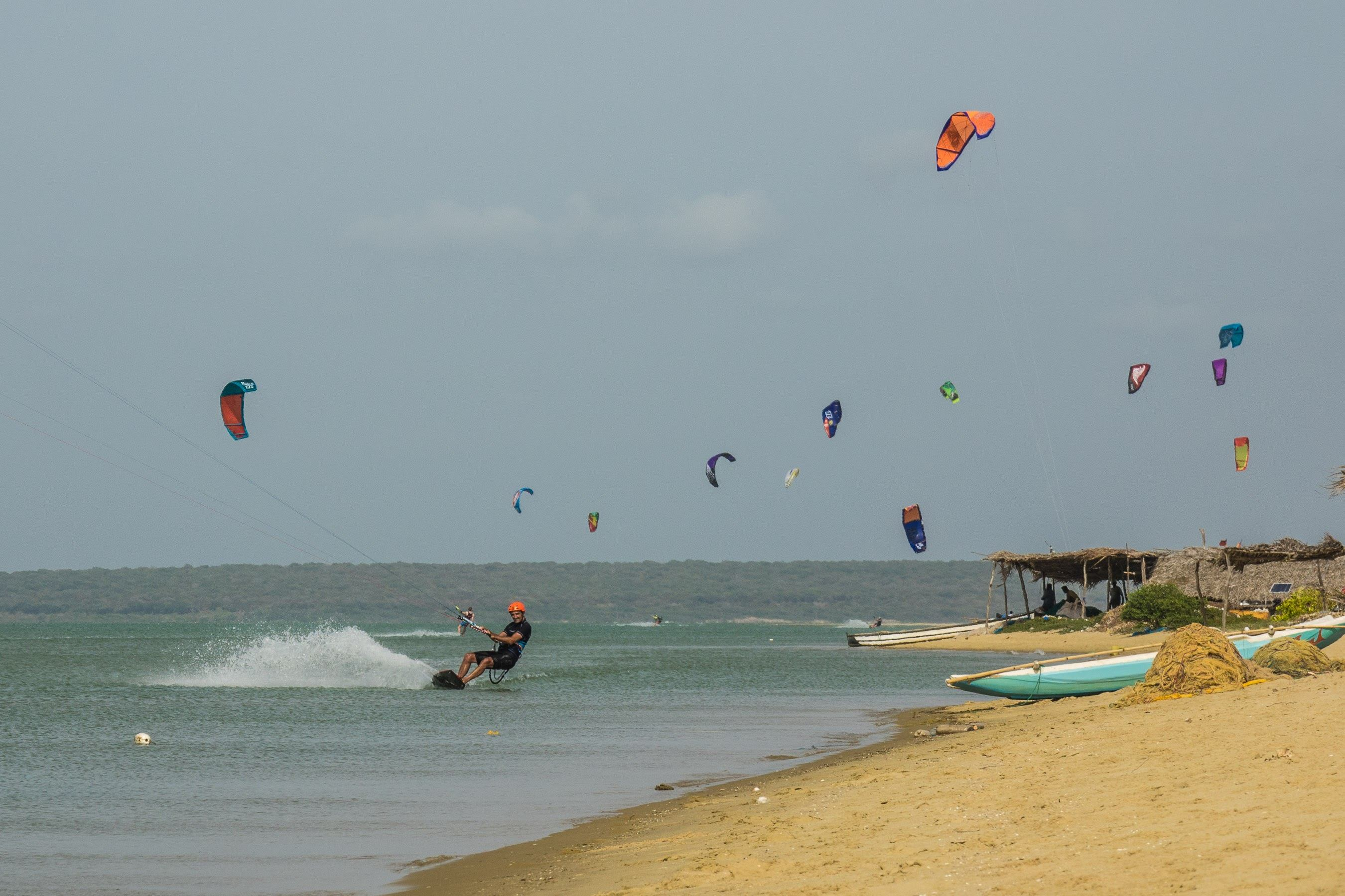 kitesurf Sri Lanka the best places to go and when
