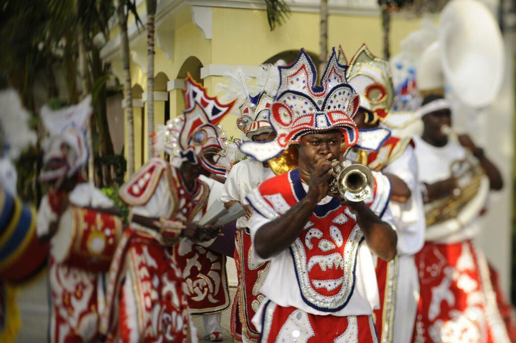 Junkanoo Parade in Nassau