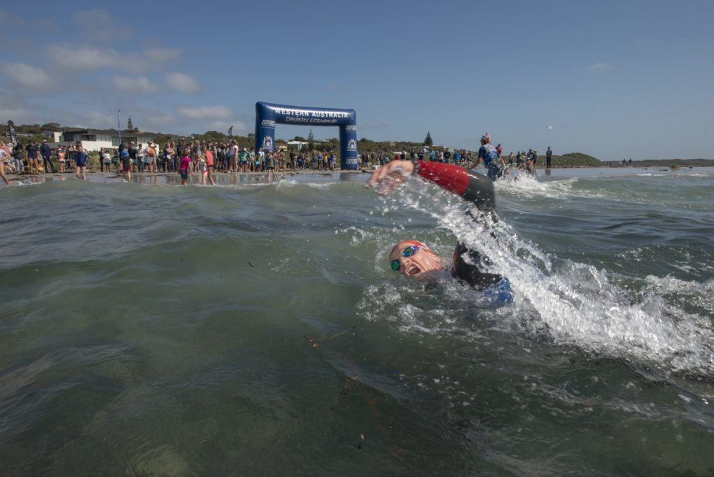 Augusta Adventure Fest Swim Race