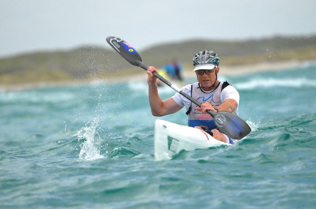 Augusta Adventure Ocean Paddle Race