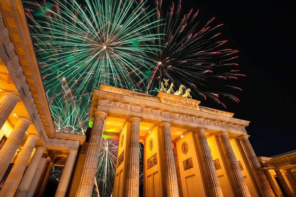 New year's Eve Berlin NYE