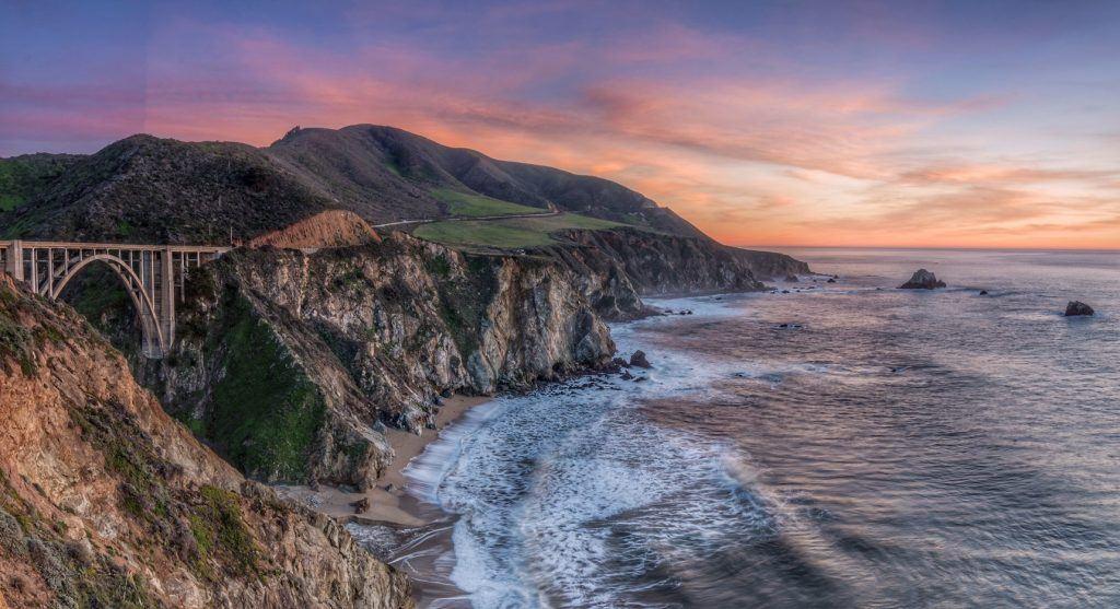 Beautiful California