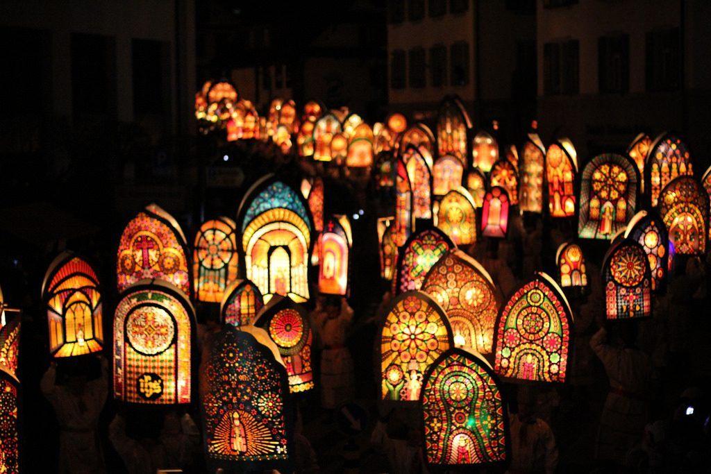 Klausjagen, Kussnacht, festivals in December