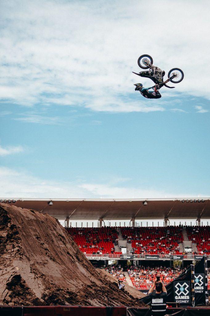 Moto X Freestyle scorpion