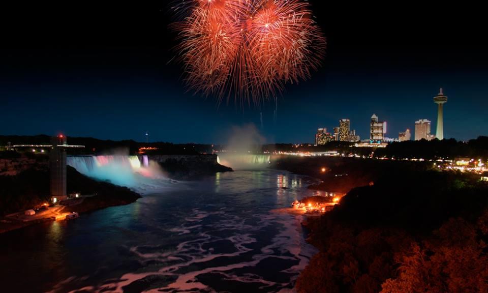 Niagara Falls New year eve's
