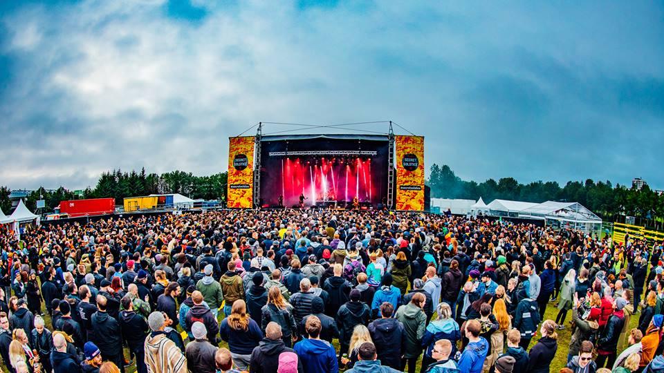 Secret Solstice Festival 2019