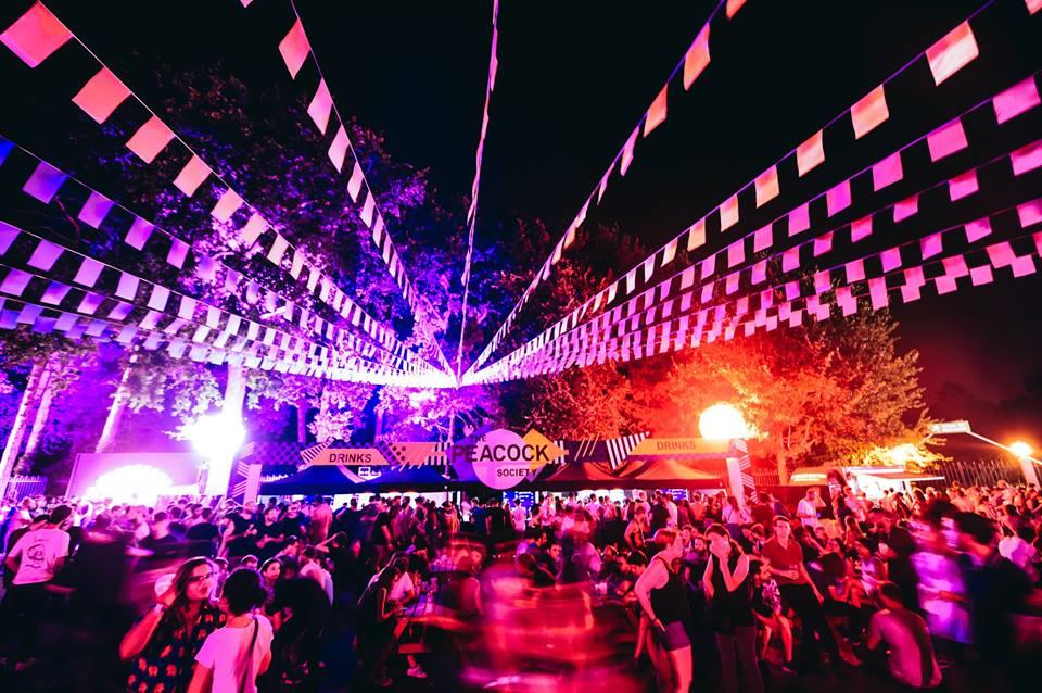 The Peacock Society Festival 2019