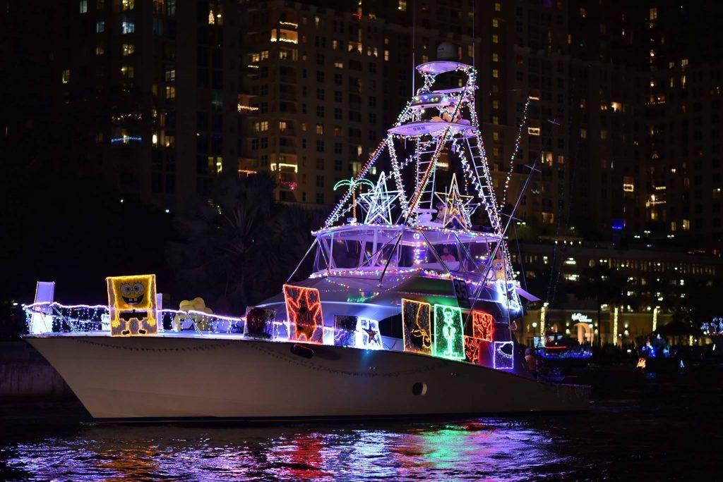 Winterfest Boat Parade Christmas Festivals