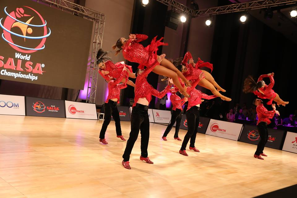 Festivals in December, World Salsa Championships