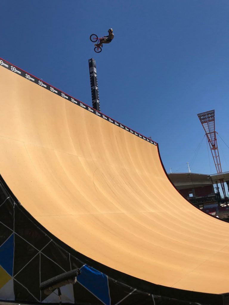 X Games Sydney BMX Big Air