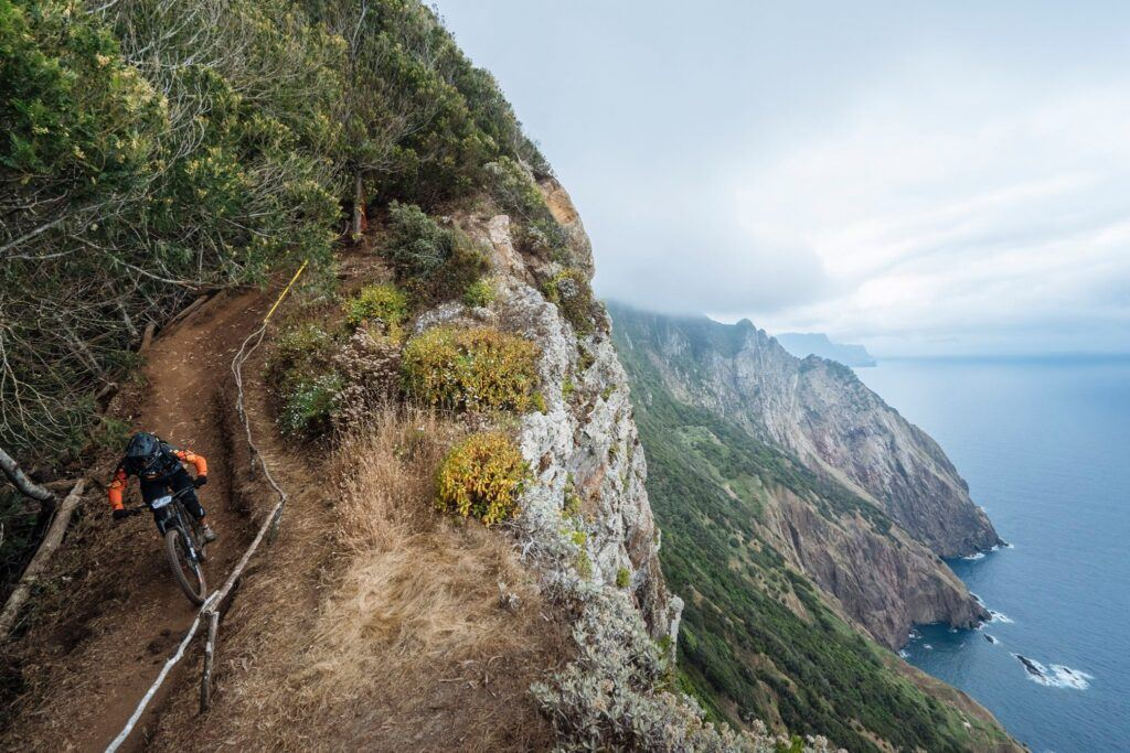 Eyes on the trail at Trans Madeira
