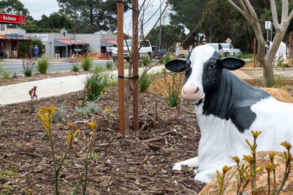 Adventures in south west Australia Cowaramup cowtown Western Australia