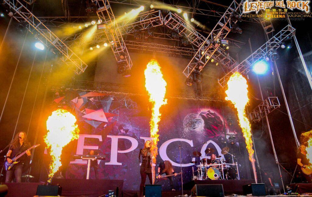 Epica at Legends of Rock