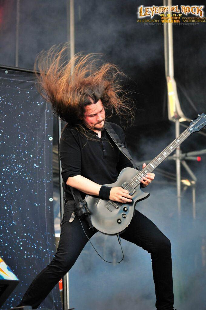 Insomnium at Legends of Rock