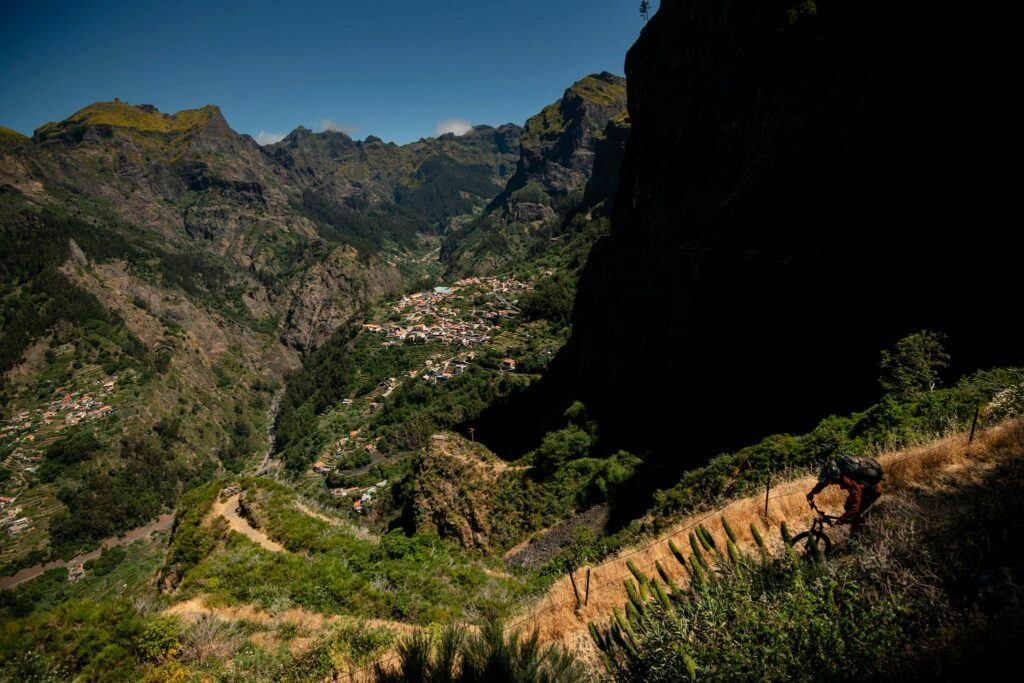 Nun's Valley in Madeira
