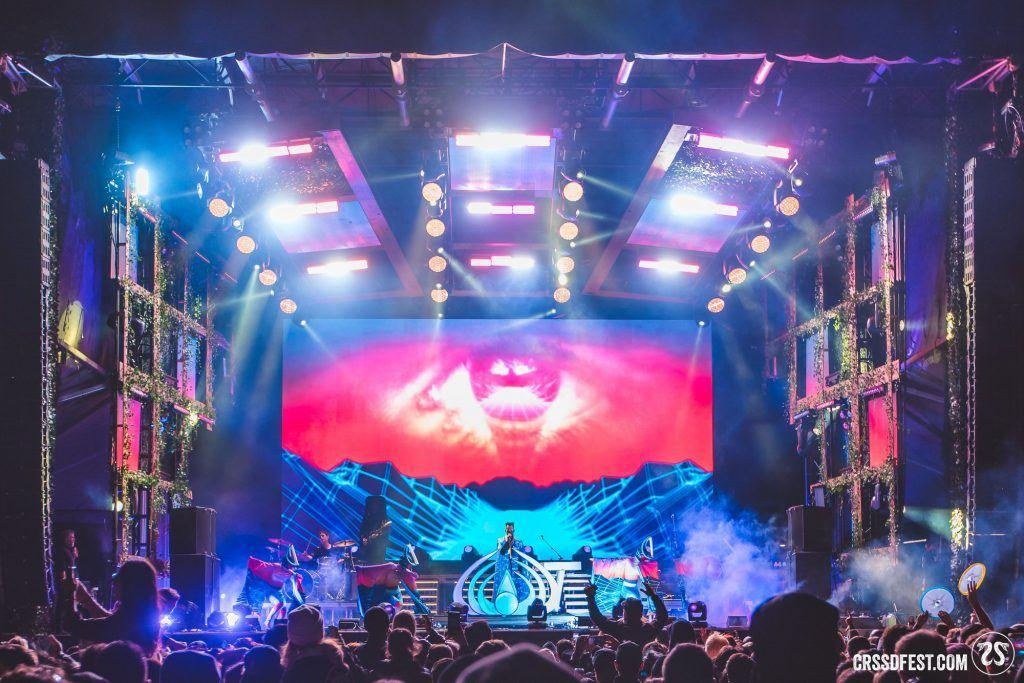 CRSSD Festival 2019 San Diego, USA