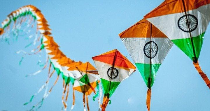 Kite Flying Celebrations Independence Day India 2019