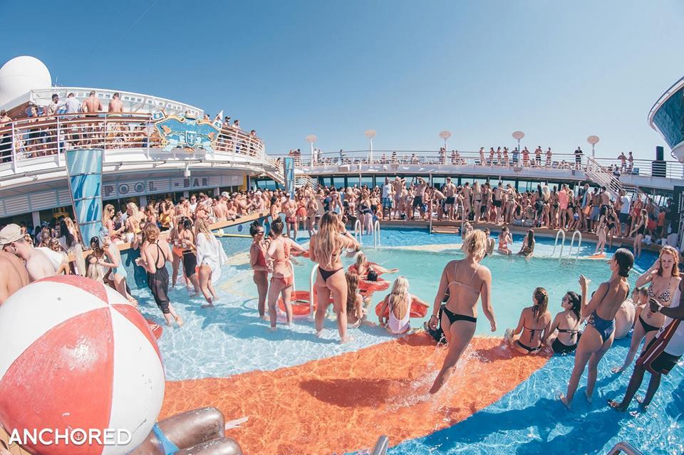 Anchored Cruise 2019