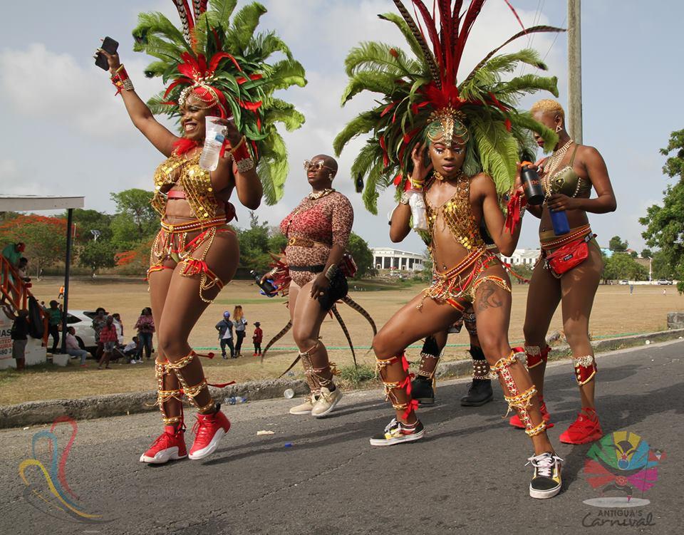 Antigua Carnival 2022