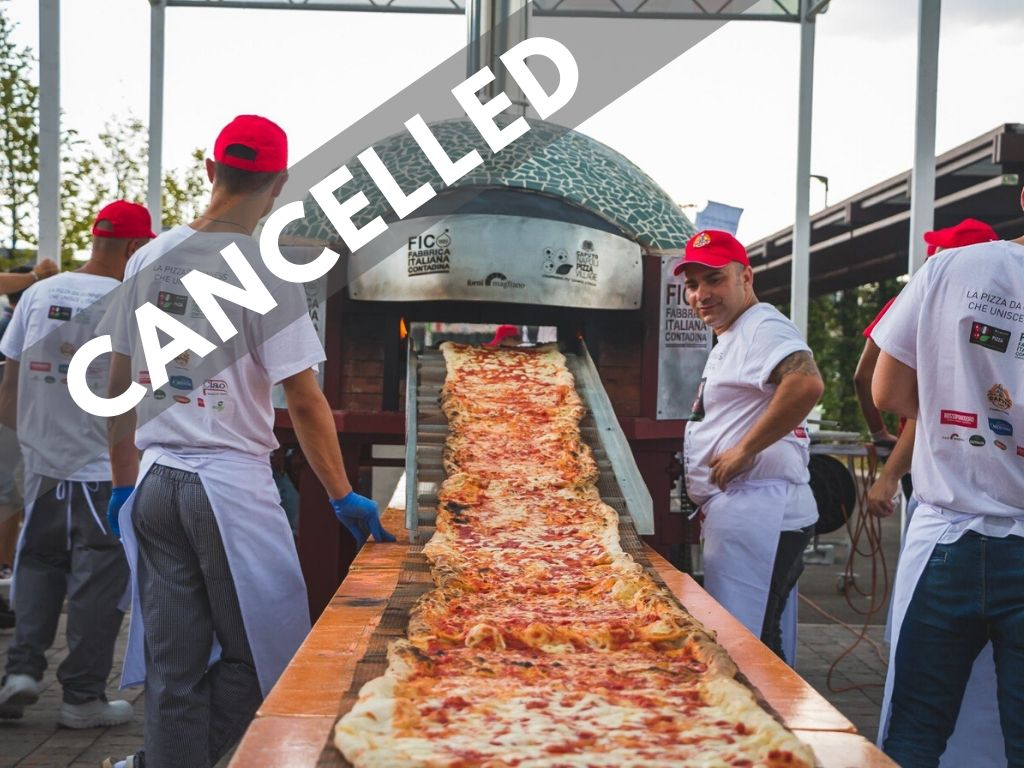 Pizza Fest 2020 in Naples canceled