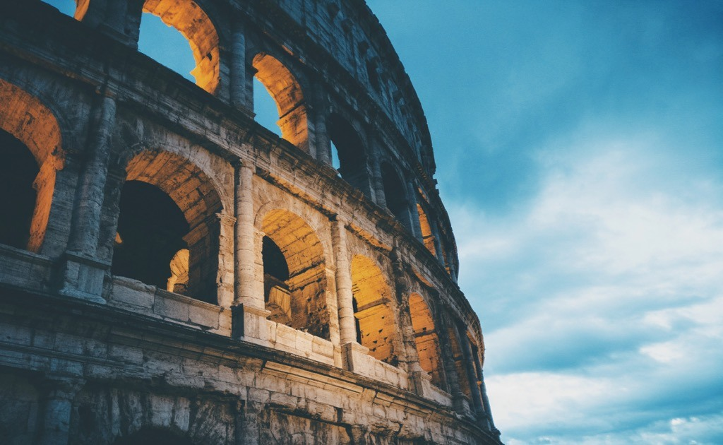 Rome is rich in history, awe-inspiring ruins and extremely beautiful buildings
