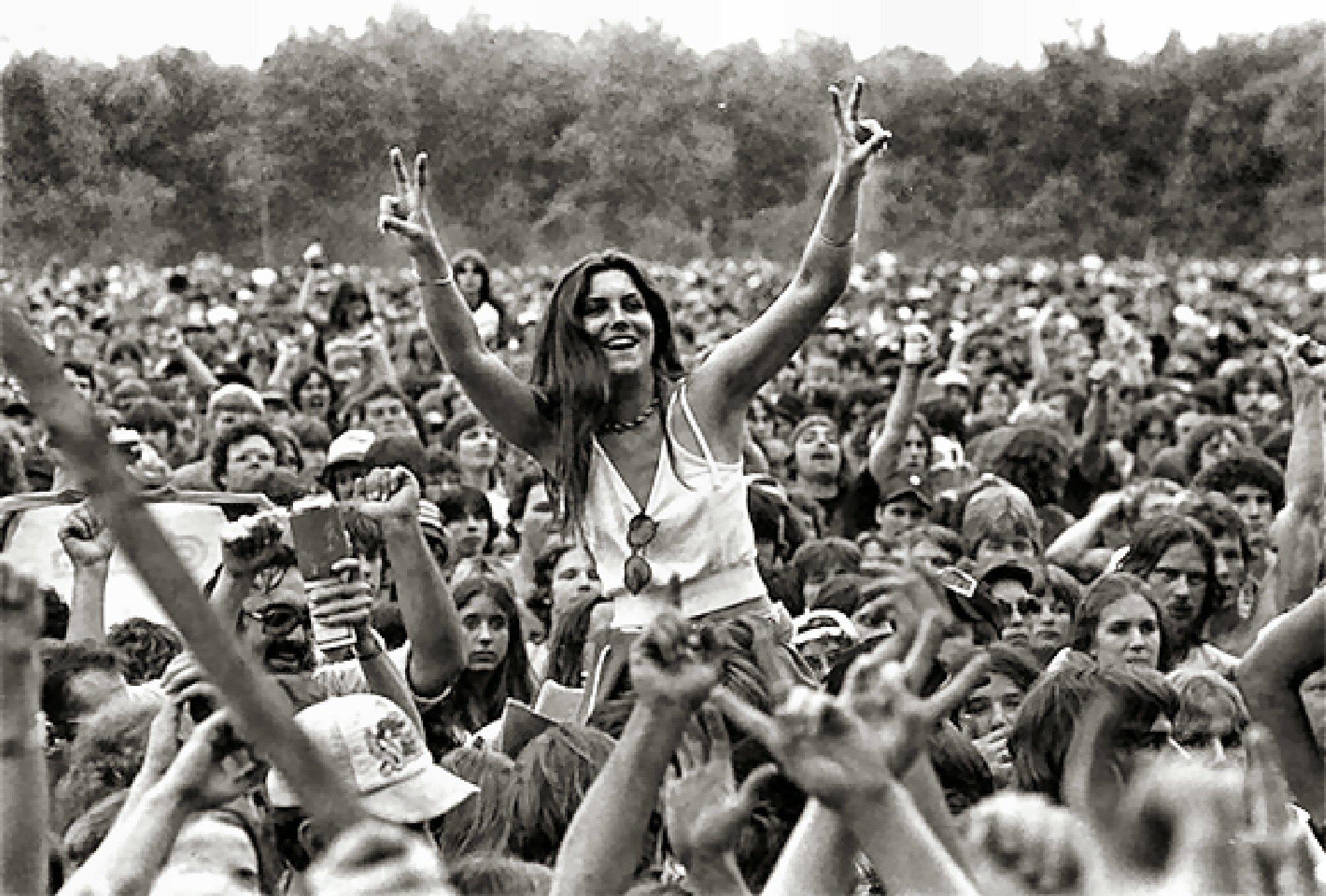 Woodstock 50th Anniversary 1969 - 2019 50th anniversary