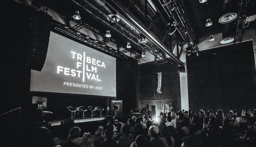 Tribeca Film Festival in New York