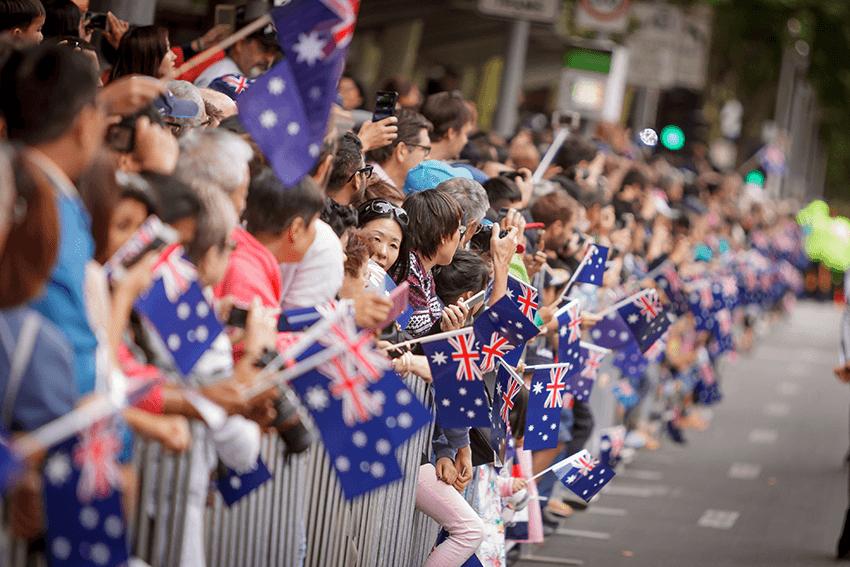 Australia Day Parade Celebrations 2019