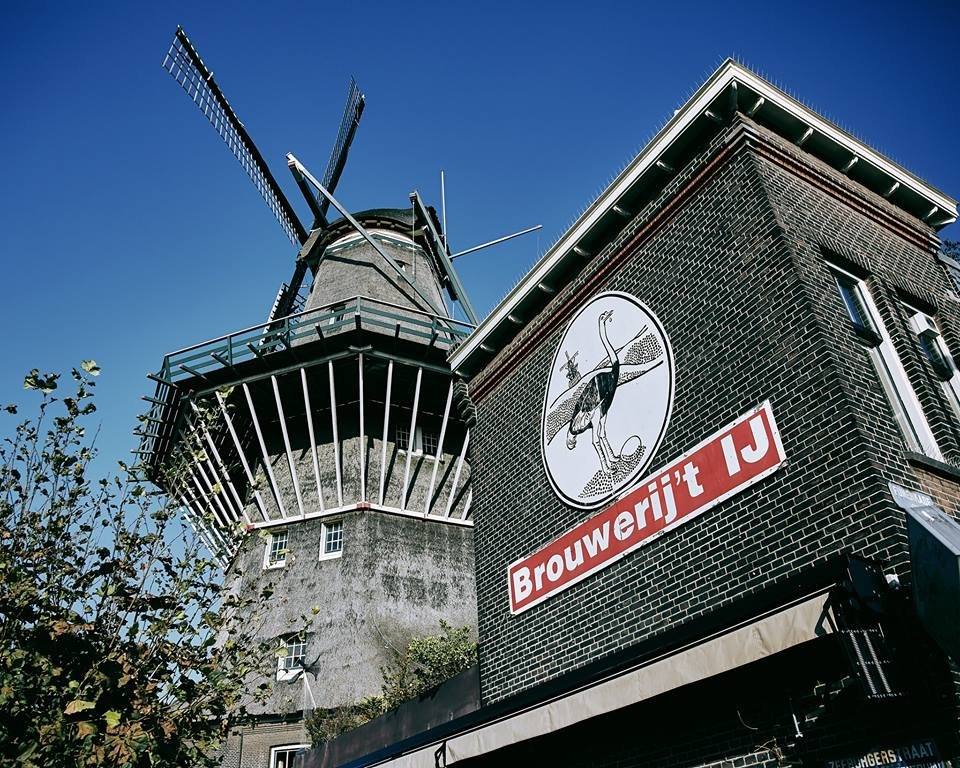 Brouwerij 't IJ Best bars in Amsterdam