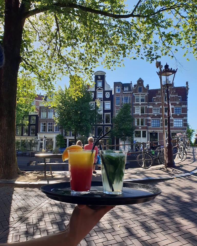 Café Tabac Best bars in Amsterdam
