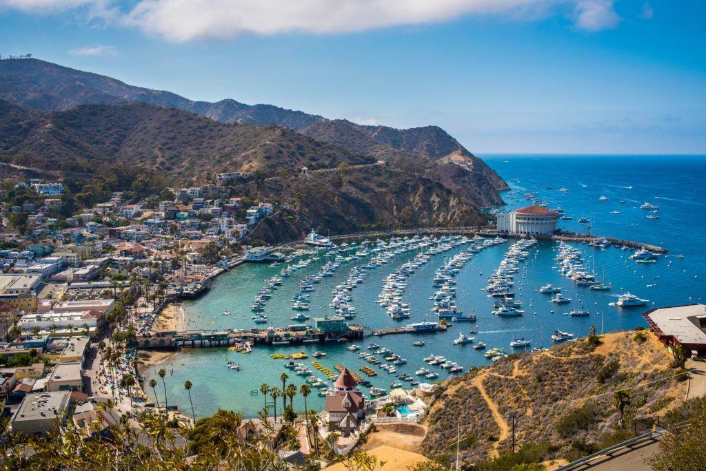 Beautiful Catalina Island