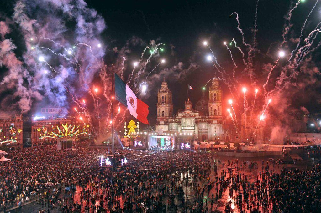 Dia de la Independencia Mexico Independence Day Celebrations