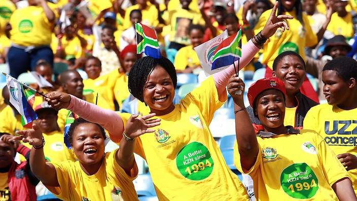 South Africa Freedom Day Celebrations 2019