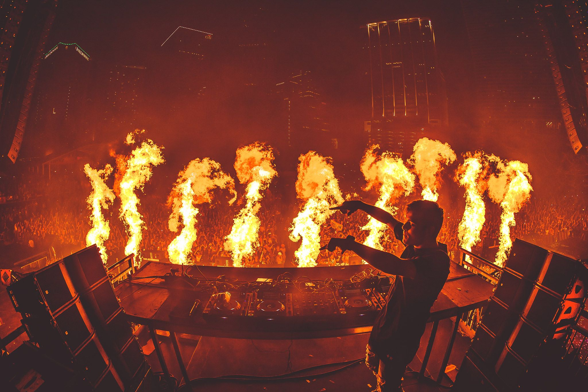 Ultra Music Festival Best Miami Festivals