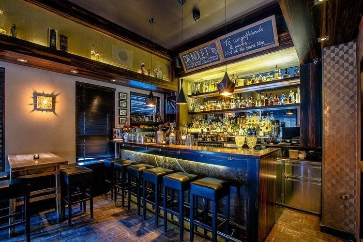 Vesper Bar Best bars in Amsterdam