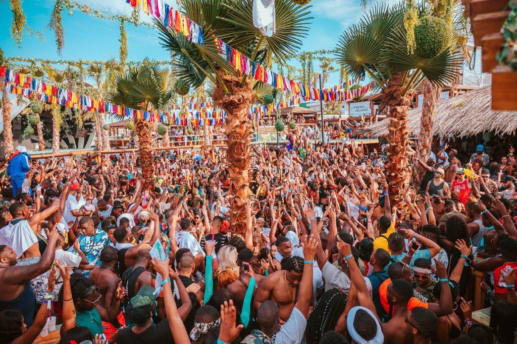 Fresh Island Festival 2019 in Novalja Croatia