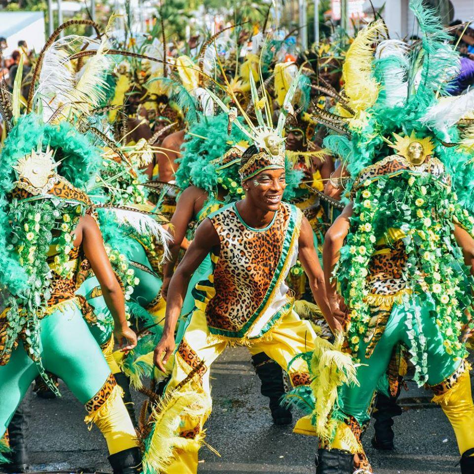 Martinique Carnival, the biggest party in Martinique