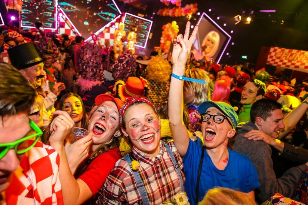 Party of the year in Brabant, Netherlands