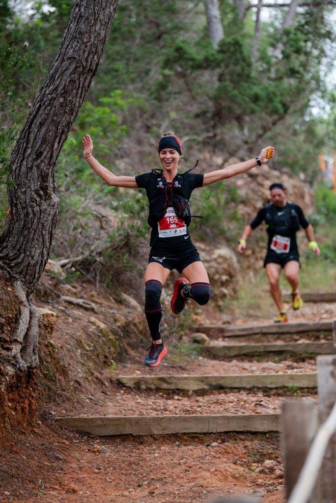 Ibiza Trail Marathon Route